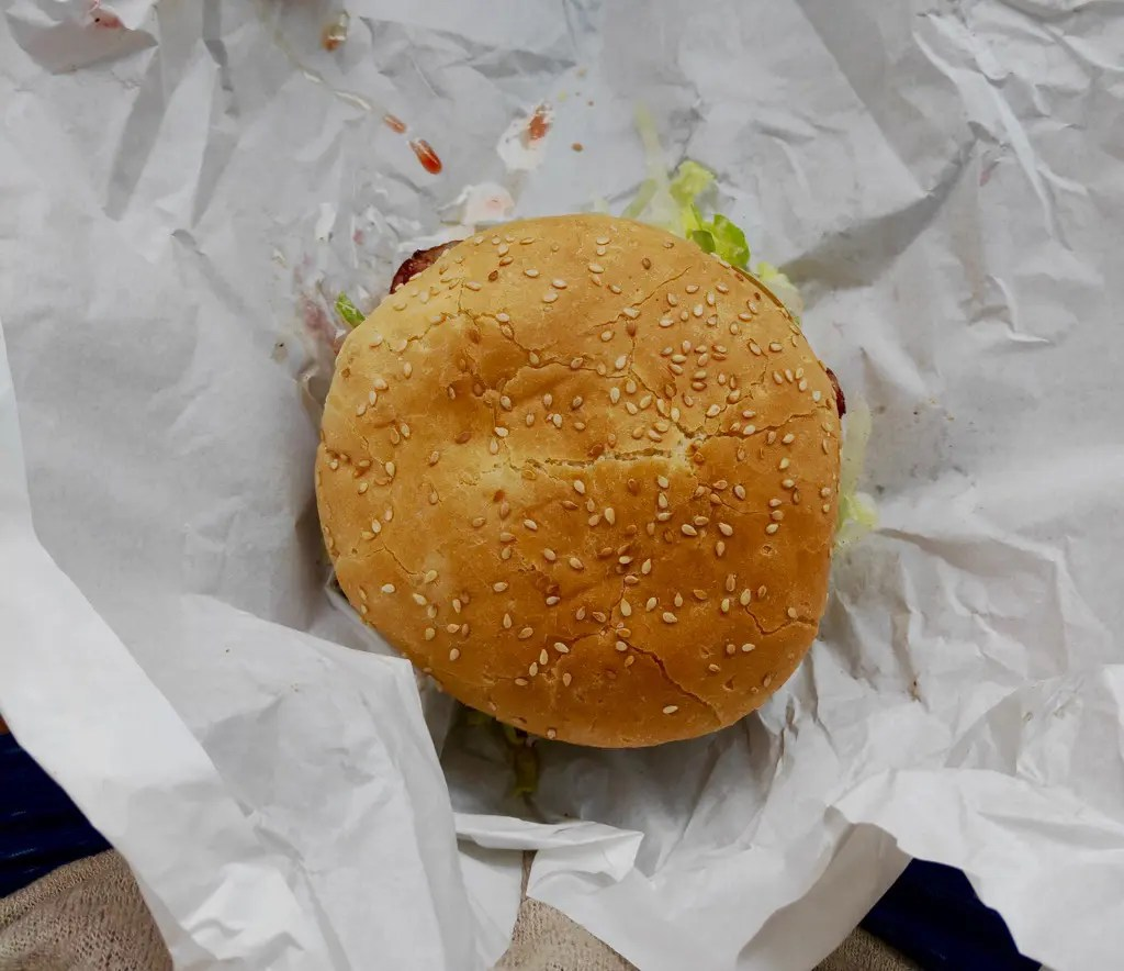 The Archer Burger is one of the top things to do in Cape York while driving to the Cape.