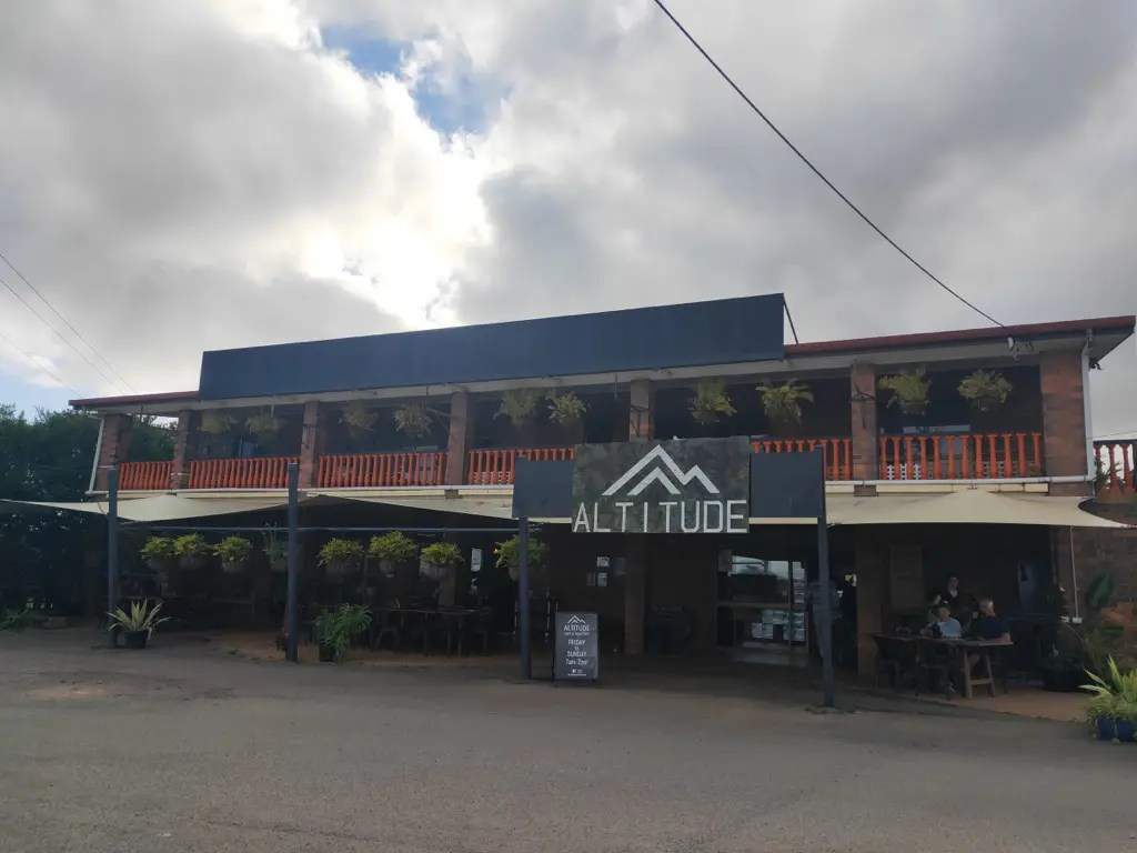 Altitude Cafe is one of the best cafes Atherton has to offer and should be included on any Atherton Tablelands itinerary.