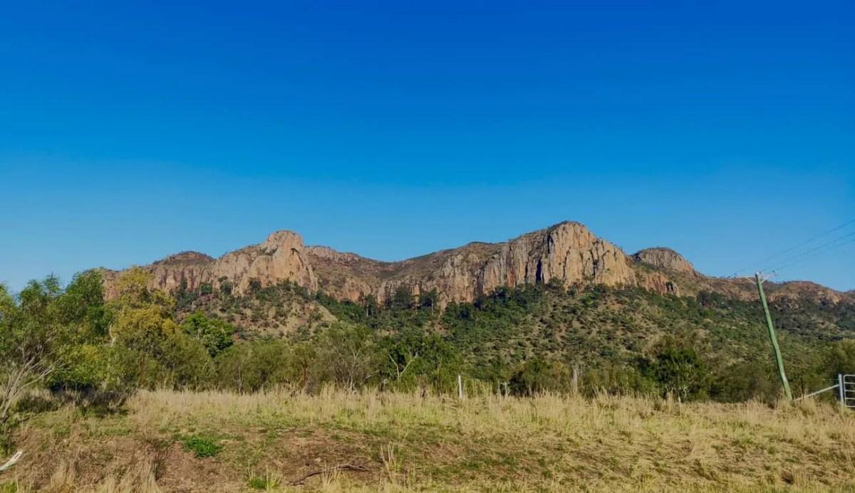 Minerva Hills National Park just outside of Springsure QLD