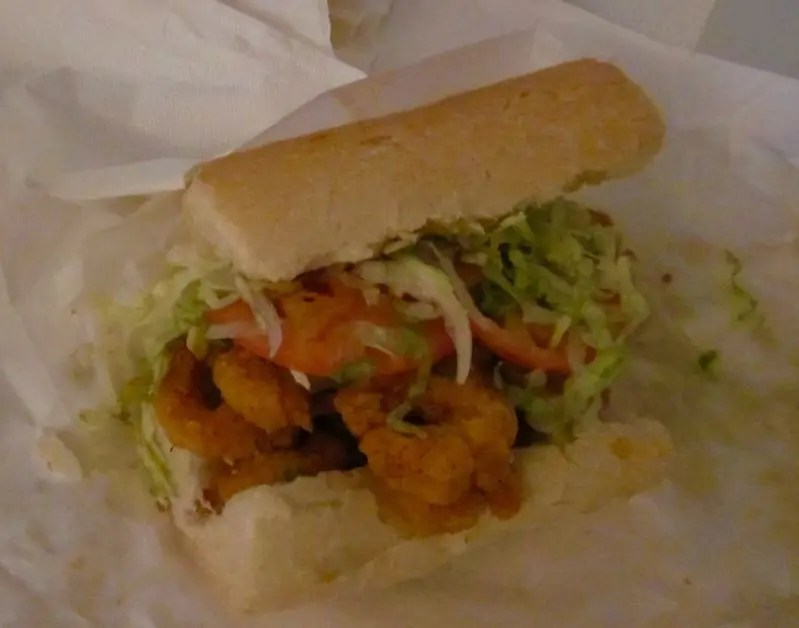 What to Do in New Orleans? Grab a Shrimp Po Boy