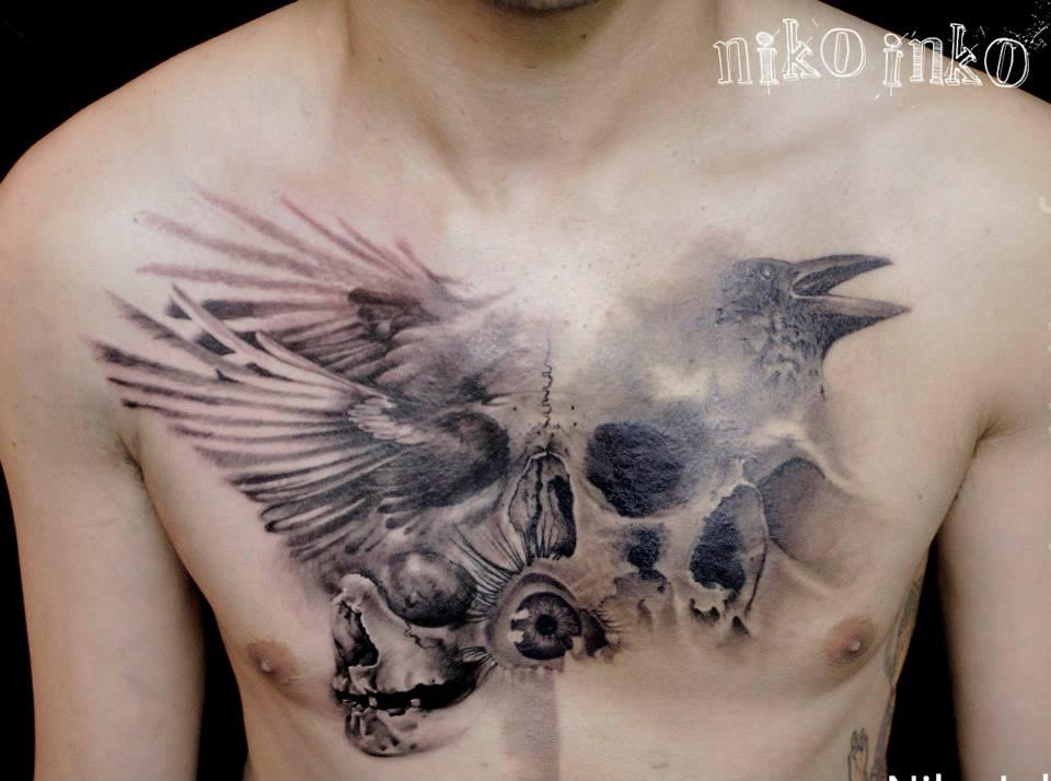 Niko Inko Tattoo Artist