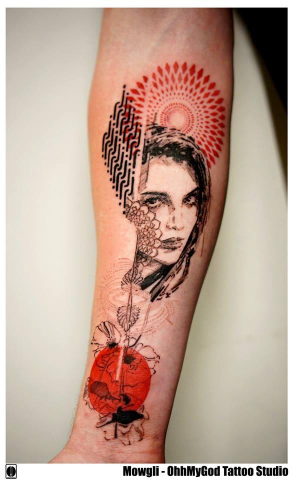 Mowgli tattoo artist