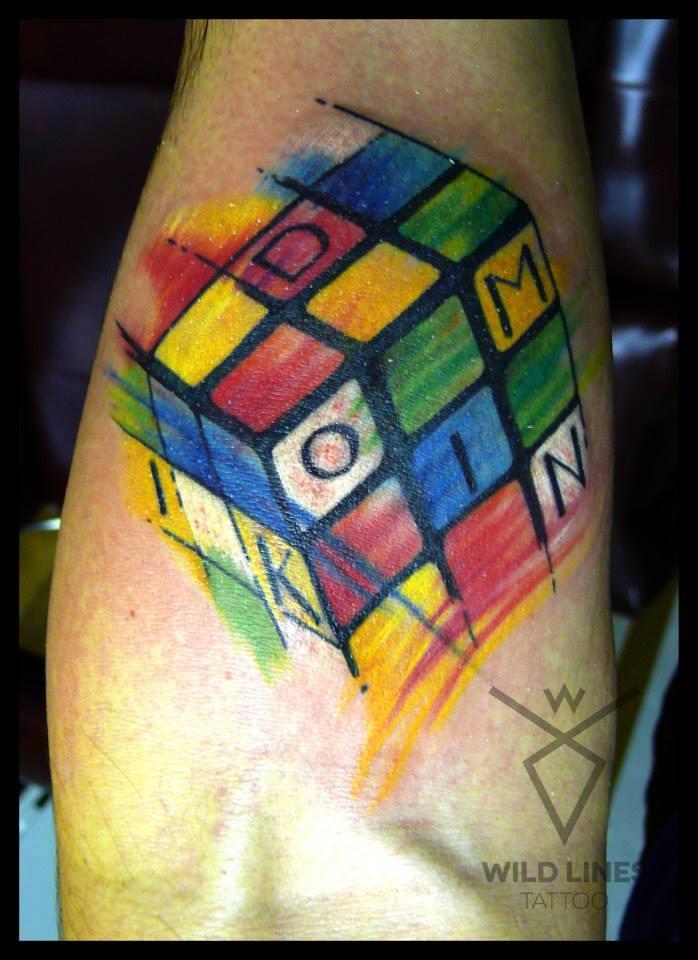 Dodo Deer tattoo artist