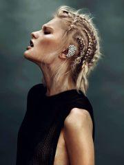 easy rock festival hairstyles