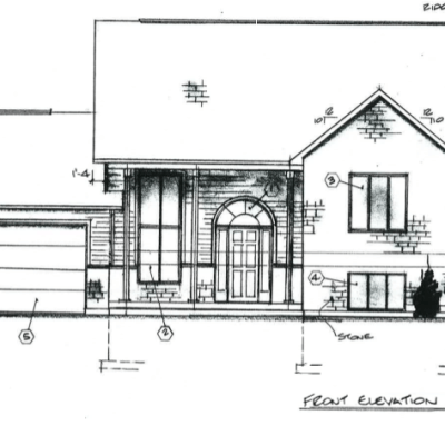 Our Next House – Building a Raised Bungalow in the Country
