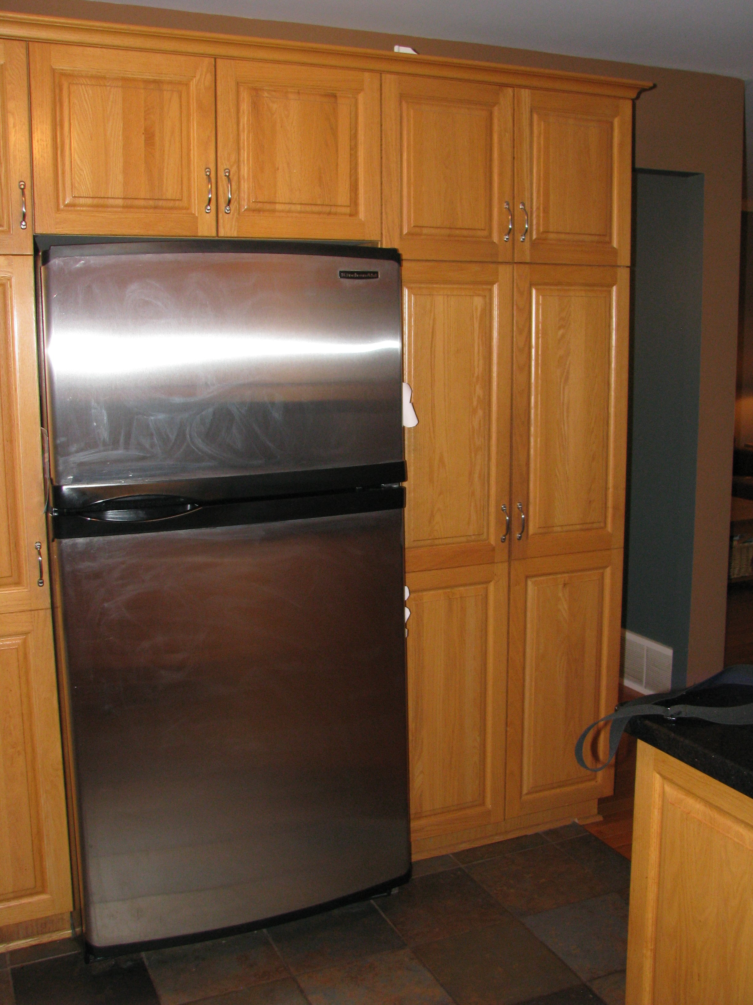 1990s kitchen makeover 90 u0027s oak painted kitchen  u2022 the vanderveen house  rh   thevanderveenhouse com