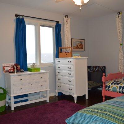 Colorful Kid Bedroom