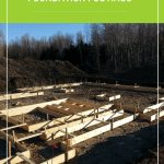 form and pour footings