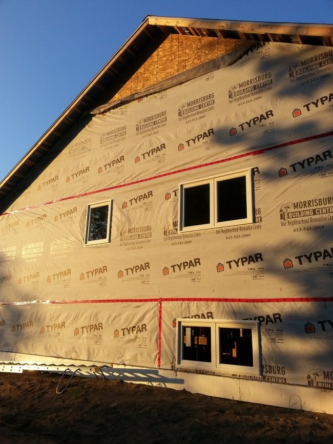house construction owner builder
