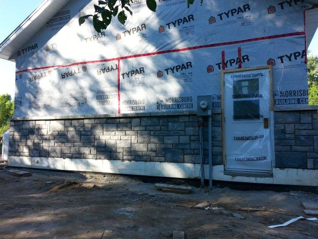 grey exterior house stone modular exterior stone permacon lafitt