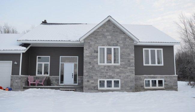 raised bungalow in ontario