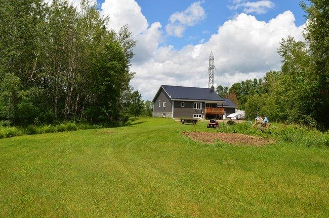 Owner builder raised bungalow
