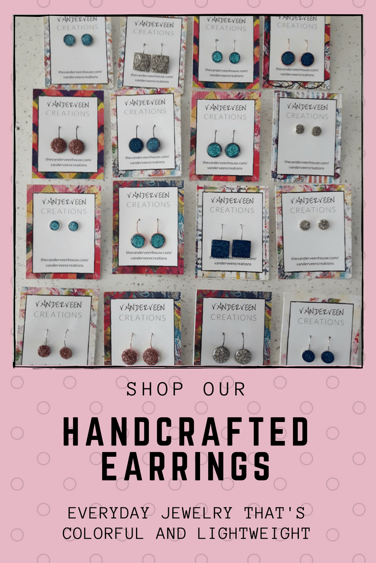 Shop fun and colorful handcrafted jewelry for everyday wear