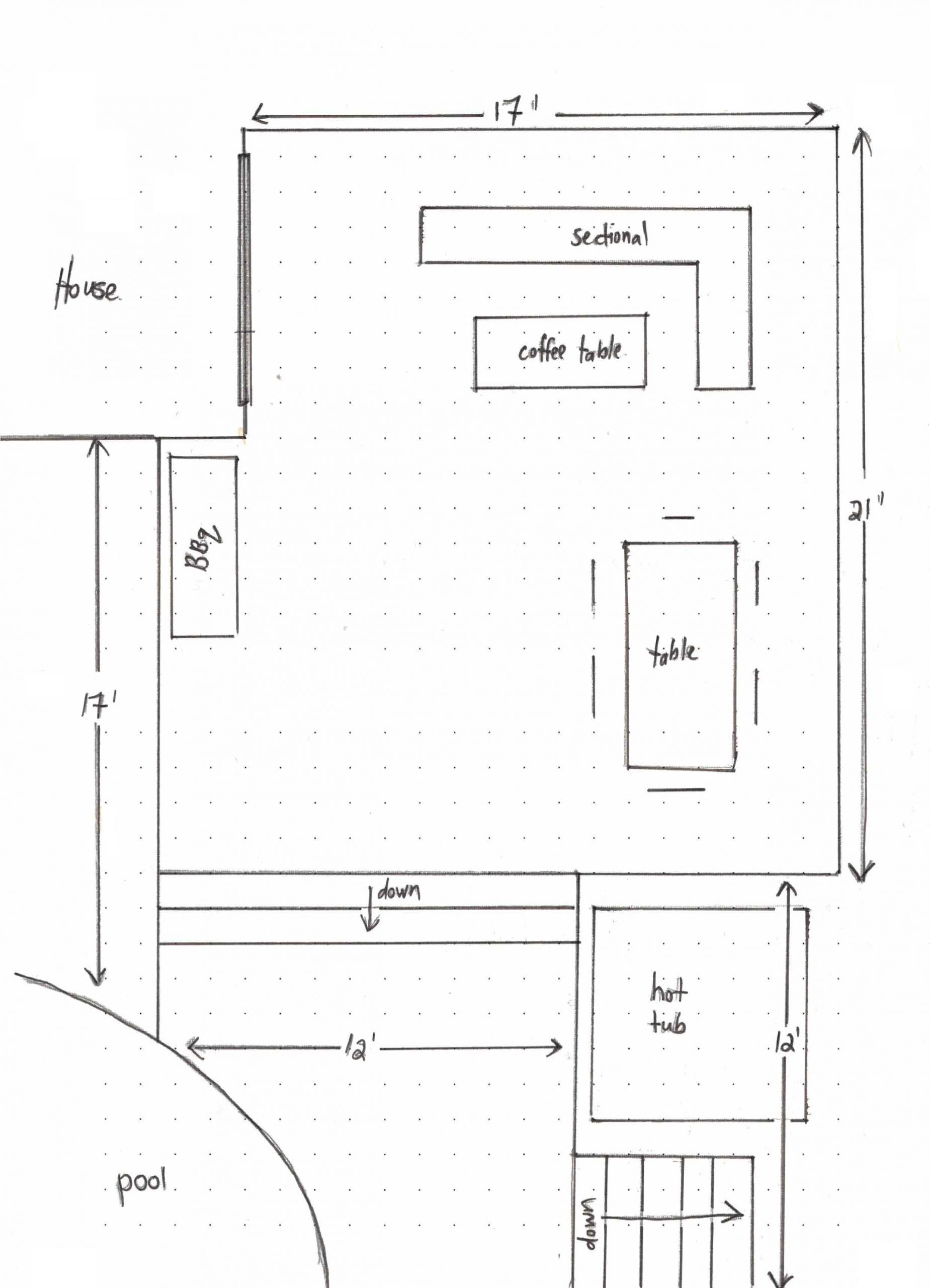 how to design a deck