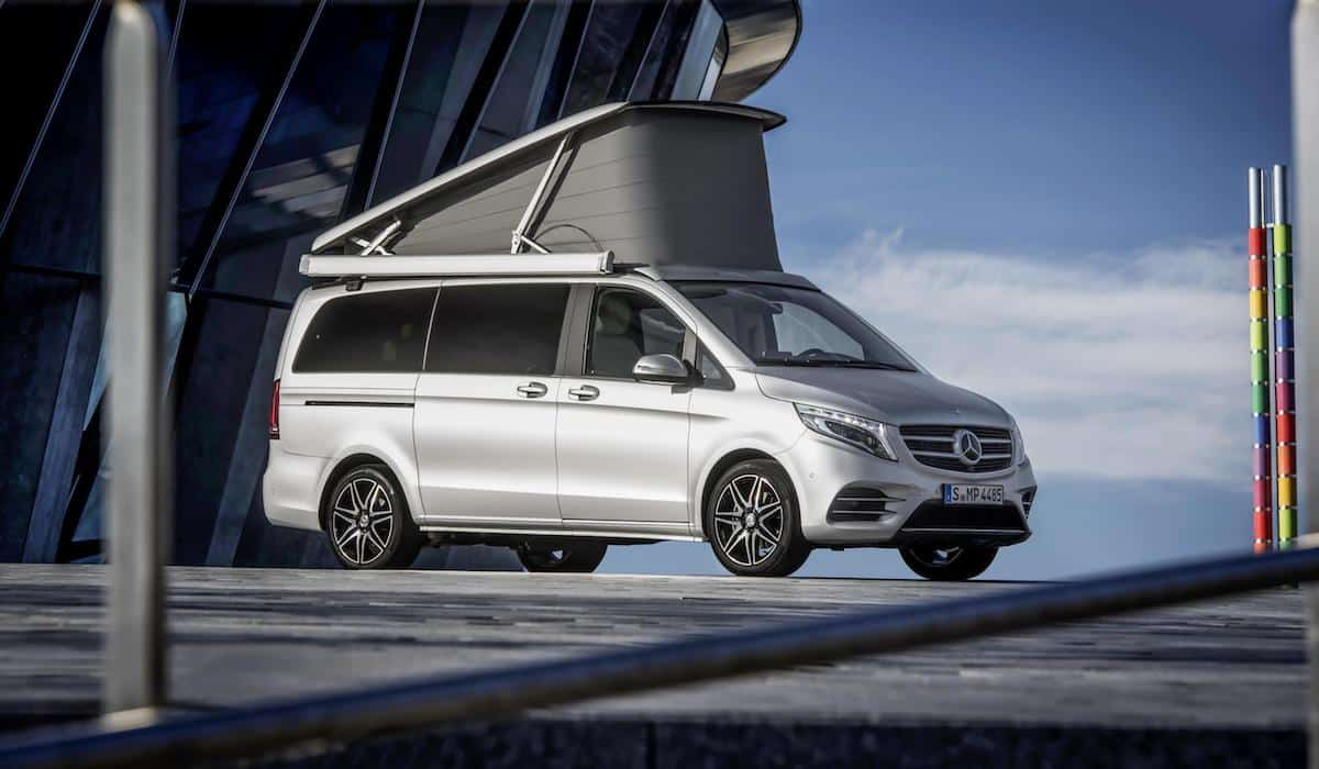 Mercedes Benz Marco Polo Camper Van 01