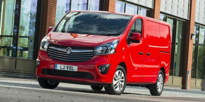 Vauxhall Vivaro offers