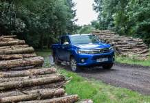 Toyota Hilux wins another award