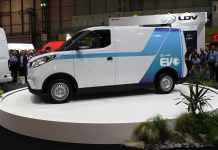 LDV E30 The Van Expert