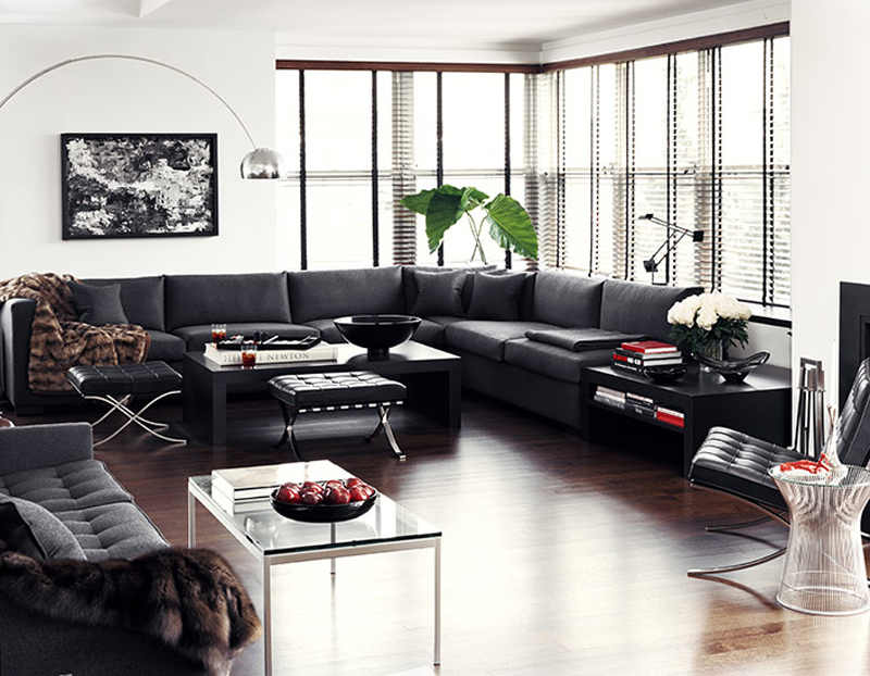 Look Breakdown Michael Kors Living Room  Vanguard Blog