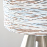 project nursery: diy lampshade