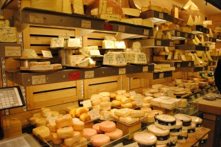 Cheese Heaven.