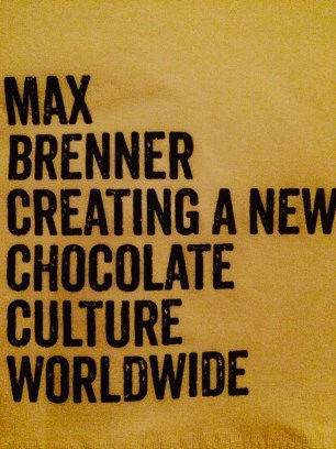 Max Brenner - A world of chocolate