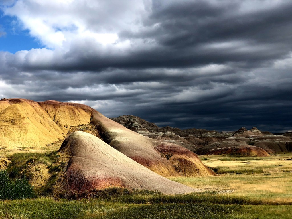 Badlands National Park The Vantastic Life Views