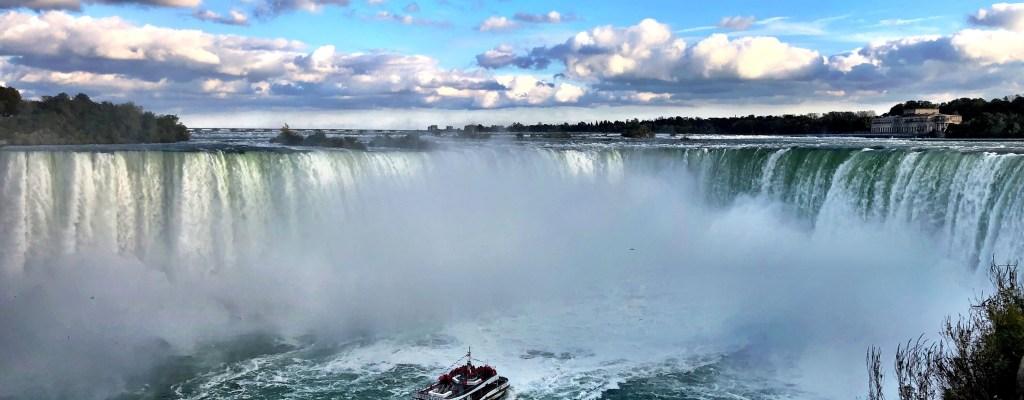 Niagara Falls to Acadia – Trekking across the Northeast