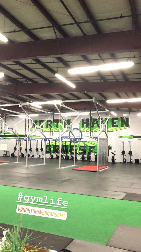Kurt Garceau's North Haven CrossFit