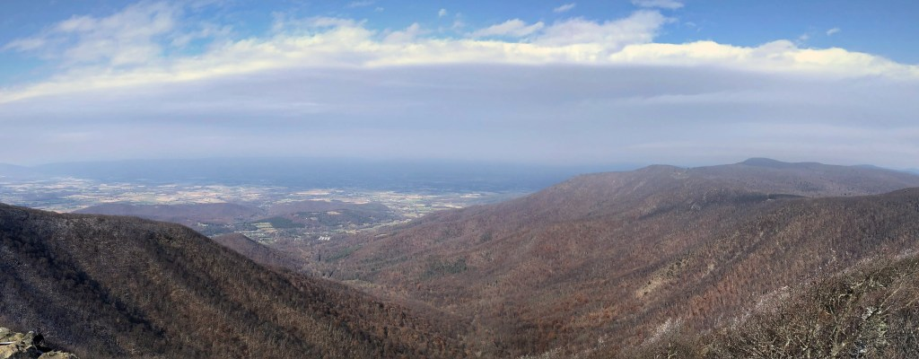 Thanksgiving in Shenandoah National Park