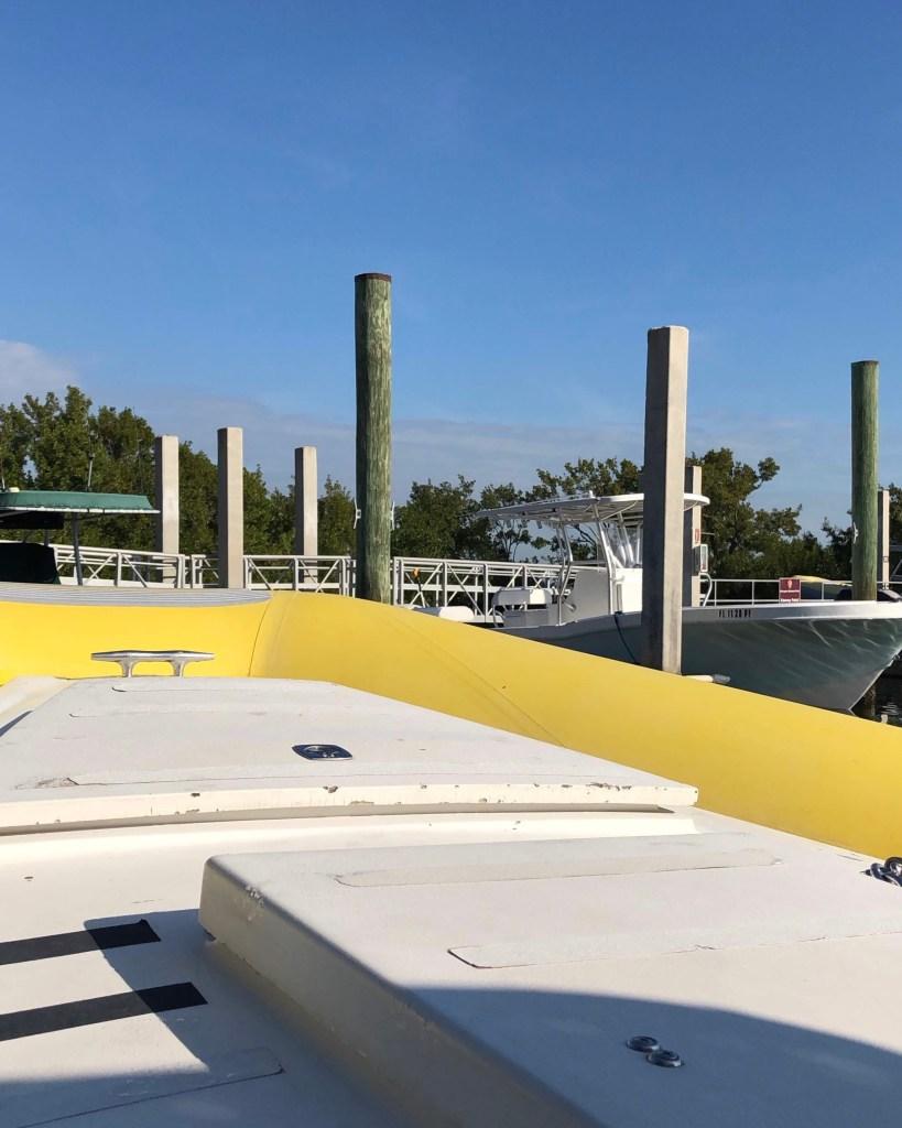 Biscayne National Park boat tour