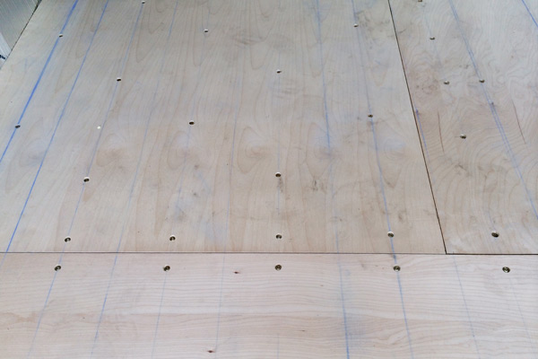 Best Screws For Plywood Subfloor