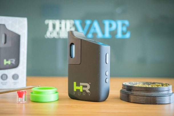Healthy Rips Fury weed vaporizer review
