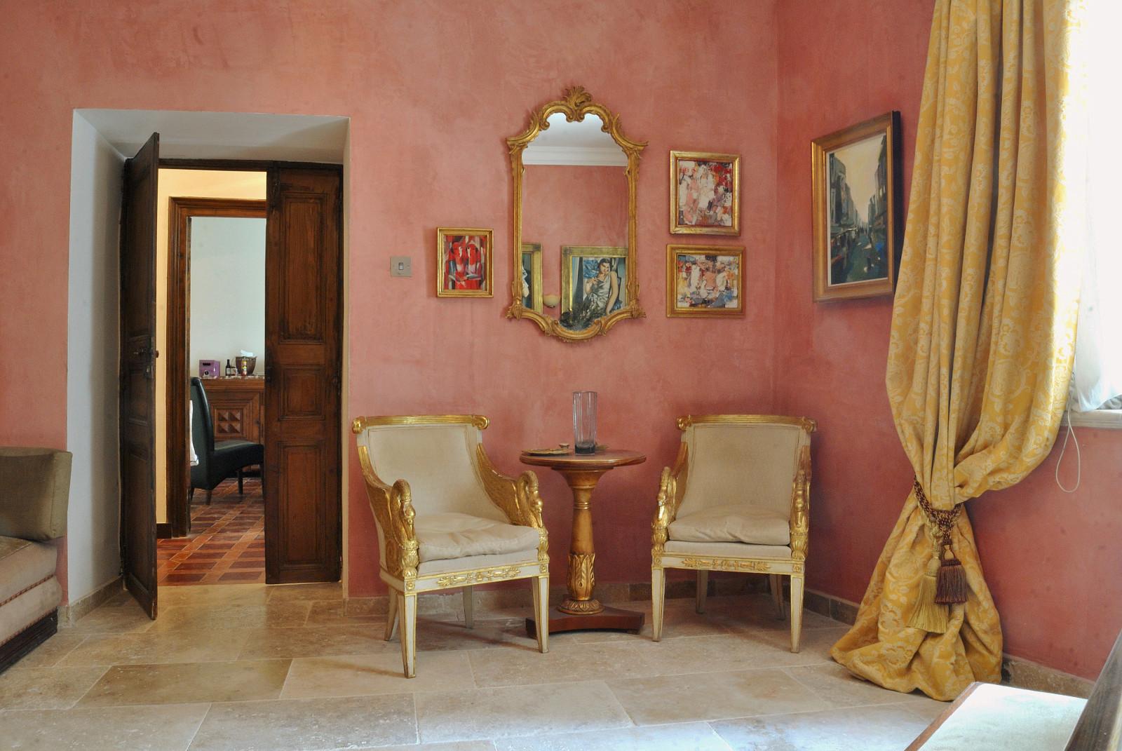 villa vassilissa Ground Floor Living Room
