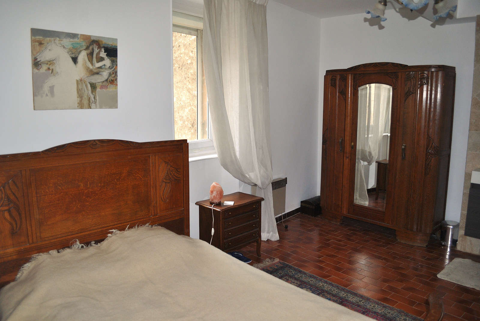 double bedroom first floor