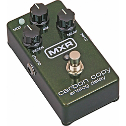 MXR M169 Carbon Copy Analog Delay Guitar Effects Pedal Standard
