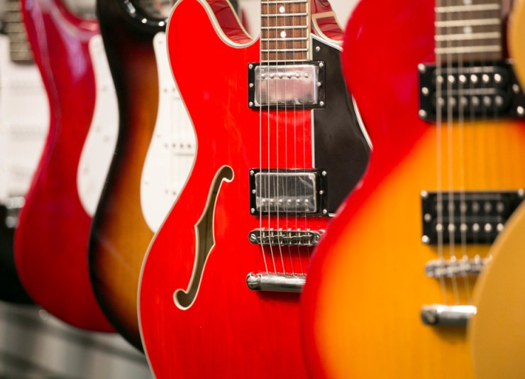 Electric Guitar Buyer's Guide