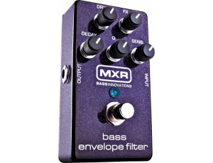 MXR M82 Bass Envelope Filter Effects Pedal Standard