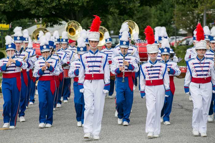 10 Lessons Your Child Will Learn in Marching Band