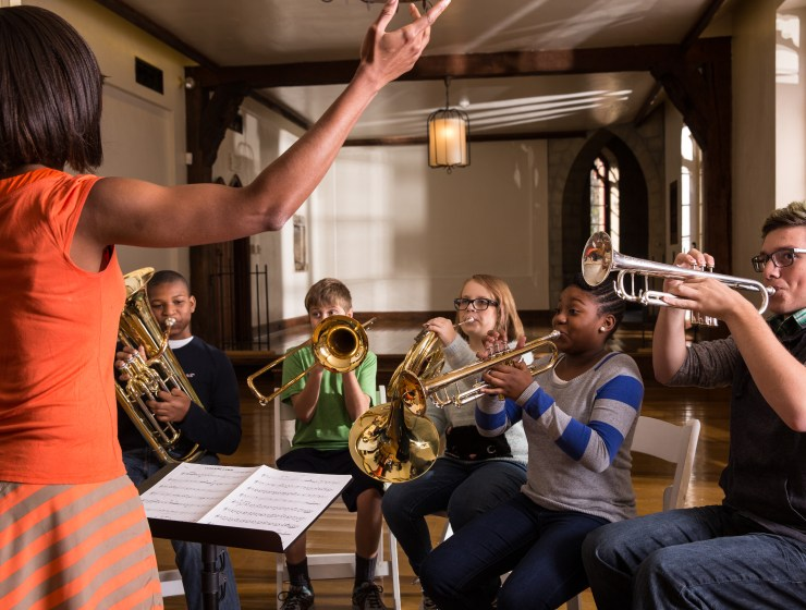 The Secrets to Recruiting Kids Into Band and Orchestra