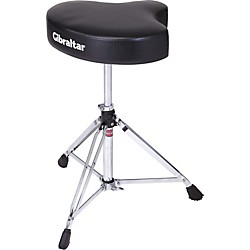 Gibraltar 6600 Series Motorcycle-Style Drum Throne Standard