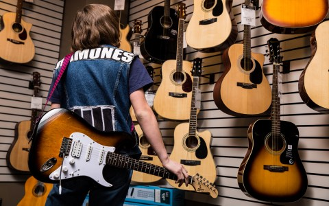 Stringed Instruments: Rent or Buy?