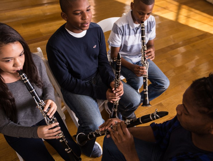 Tips to Get The Most From Your Clarinet Lessons