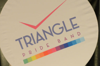 Interview with Jason Morely-Nikfar: Founder of the Triangle Pride Band