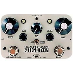 Rockett Pedals Mark Sampson Hightop EQ/Boost Guitar Effects Pedal Standard