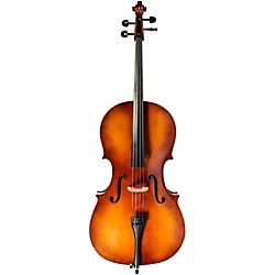 Strobel MC-75 Student Series 1/8 Size Cello Outfit Standard