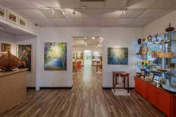 Art In Jacksonville & Exhibitions