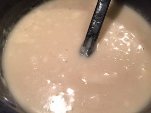 vegan chicken gravy