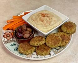 gluten-free falafel recipe