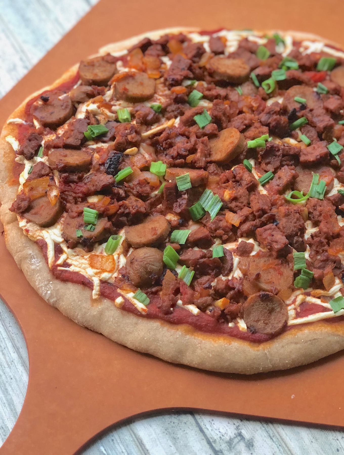 Meat Lover Pizza : lover, pizza, Vegan, Lovers, Pizza, Plant-Based, Proteins
